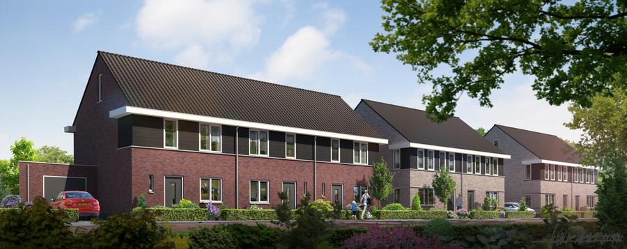 6 appartementen in Geertruidenberg