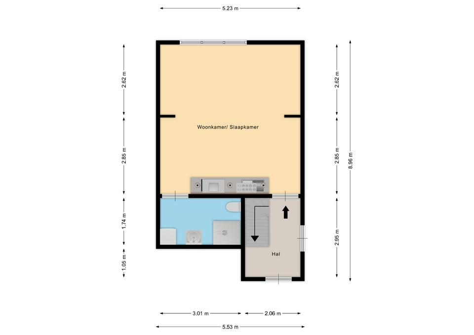 Hinthamerstraat 214 C 5211 MX 'S-HERTOGENBOSCH