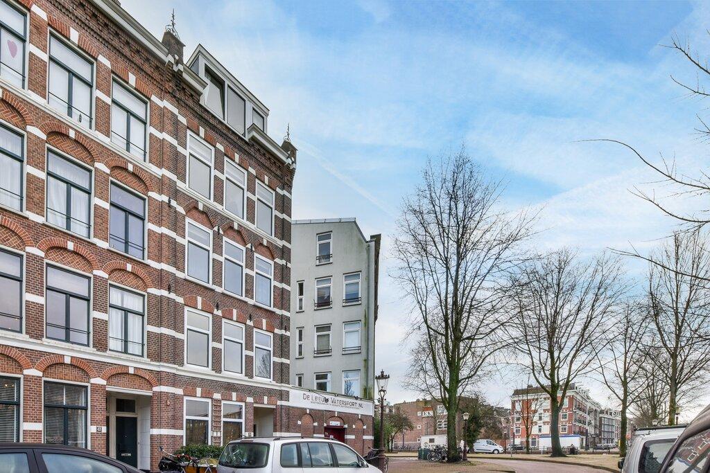 Houtmankade 45 III, Amsterdam