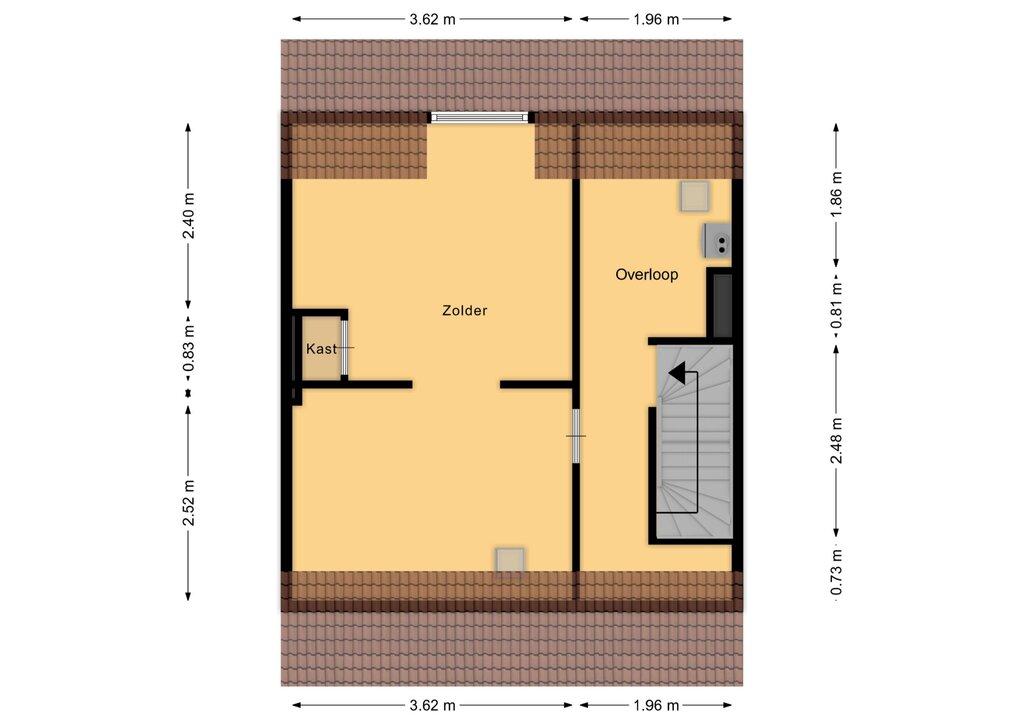 Rembrandtstraat 19  5212 BM 'S-HERTOGENBOSCH