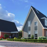 Willem de Kooningstraat te Dronten - levensloopbestendige woningen afbeelding 1