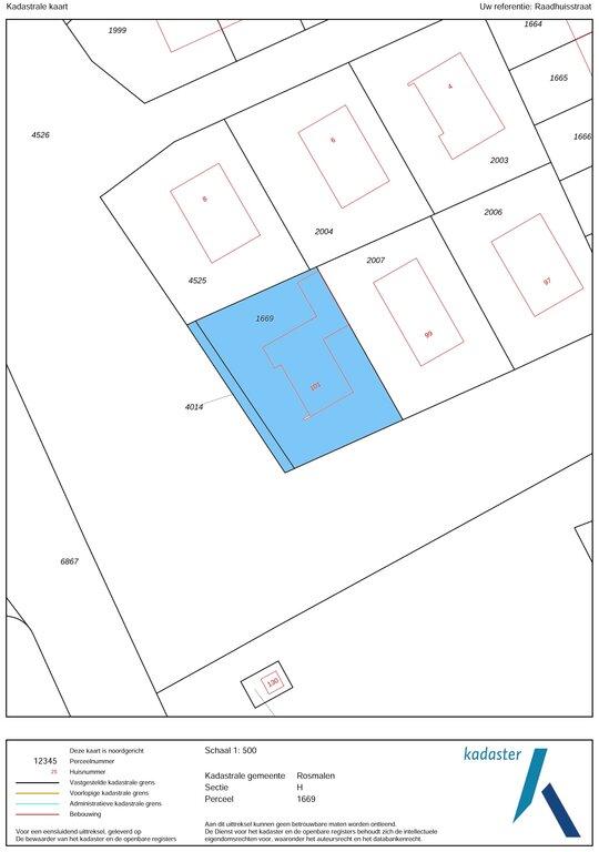 Raadhuisstraat 101  5241 BK ROSMALEN