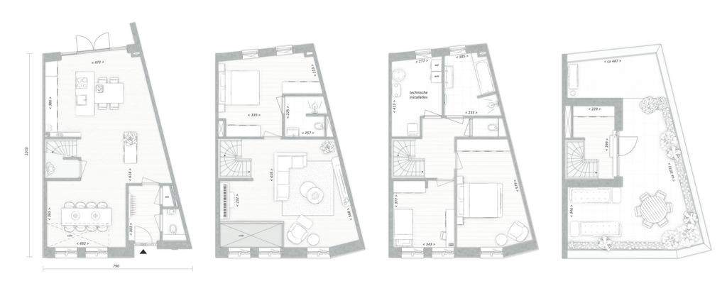 Gasthuiskwartier | derde fase D en E