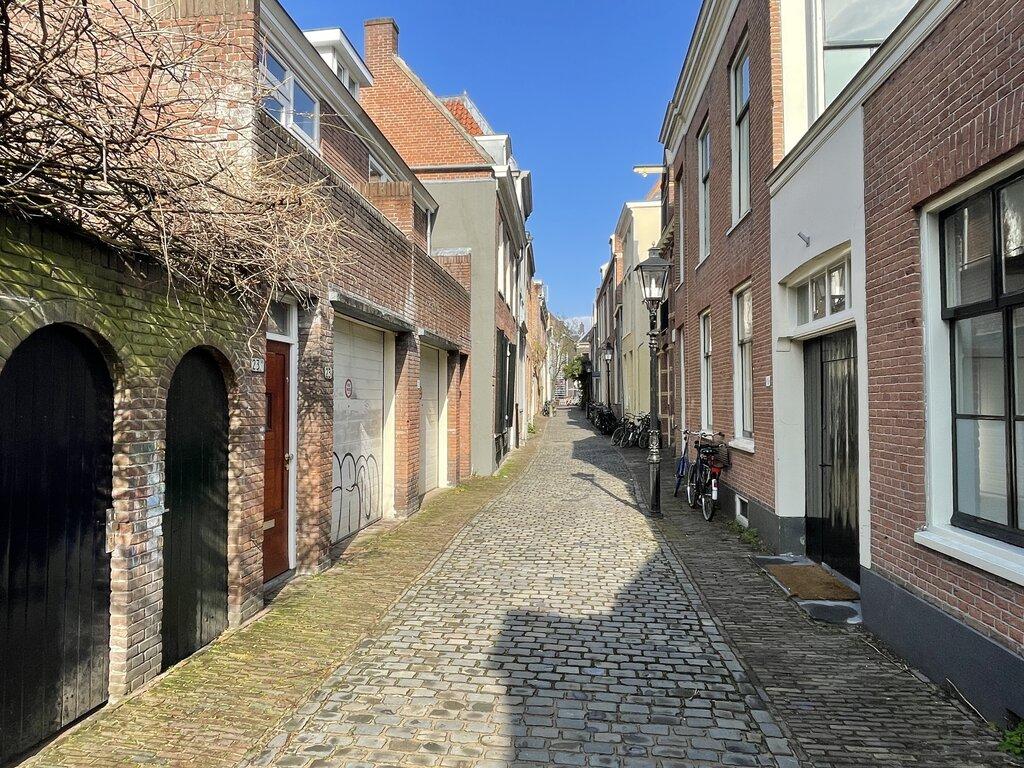 Jeruzalemstraat, Utrecht