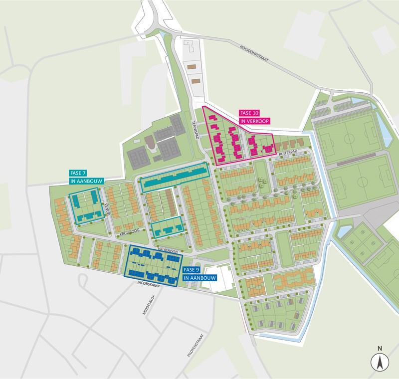 Jacobskamp fase 10   Den Dungen