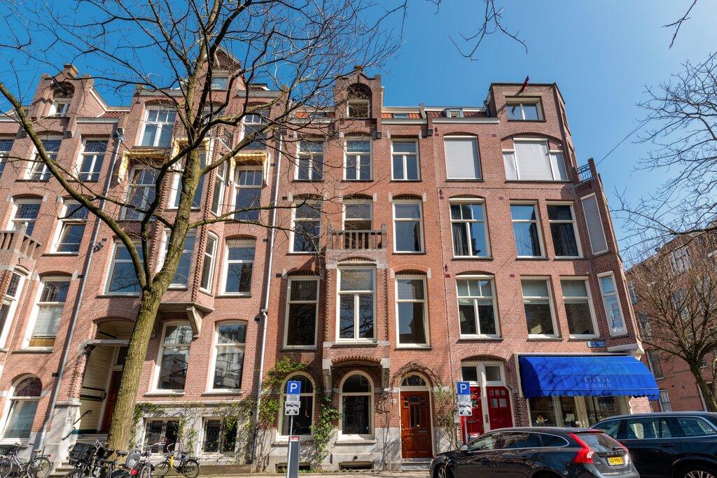 Jacob Obrechtstraat 25, Amsterdam