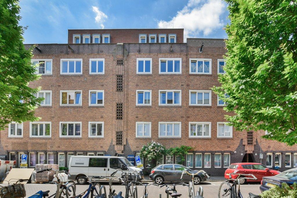 Bestevaerstraat, Amsterdam
