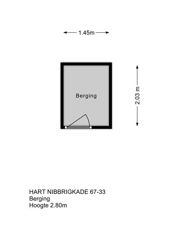 Hart Nibbrigkade 67