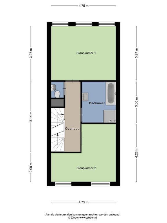 Beeckendael 50  5221 PL 'S-HERTOGENBOSCH