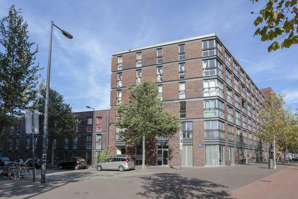 Pieter Oosterhuisstraat, Amsterdam