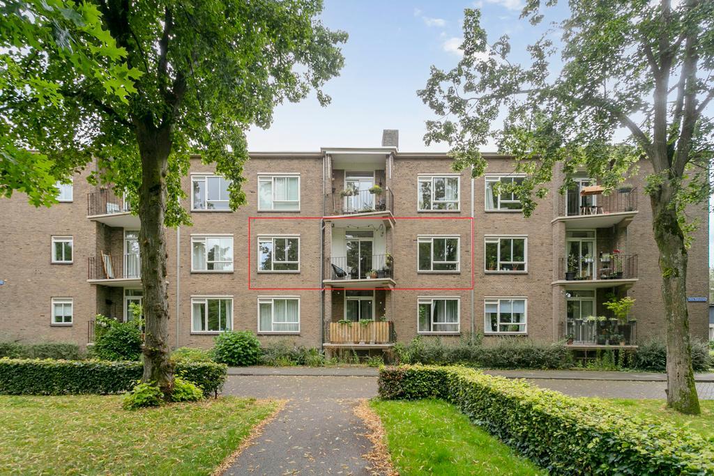 Jacob van Maerlantstraat 9  5216 JB 'S-HERTOGENBOSCH