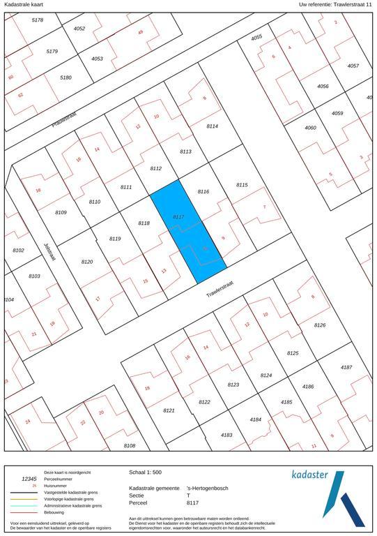 Trawlerstraat 11  5237 PN 'S-HERTOGENBOSCH