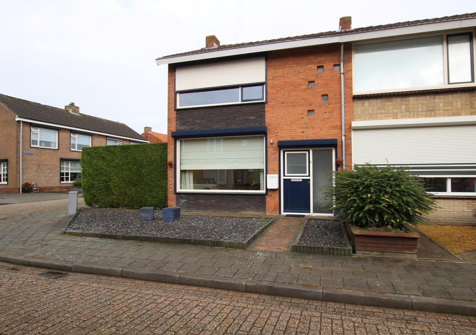 Marijkestraat 1