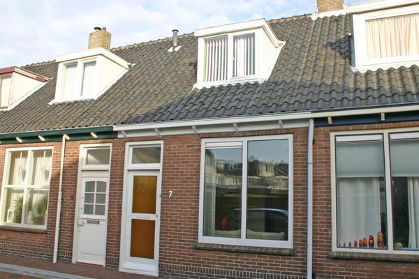 Ooststraat 7 in Den Helder 1781 KW