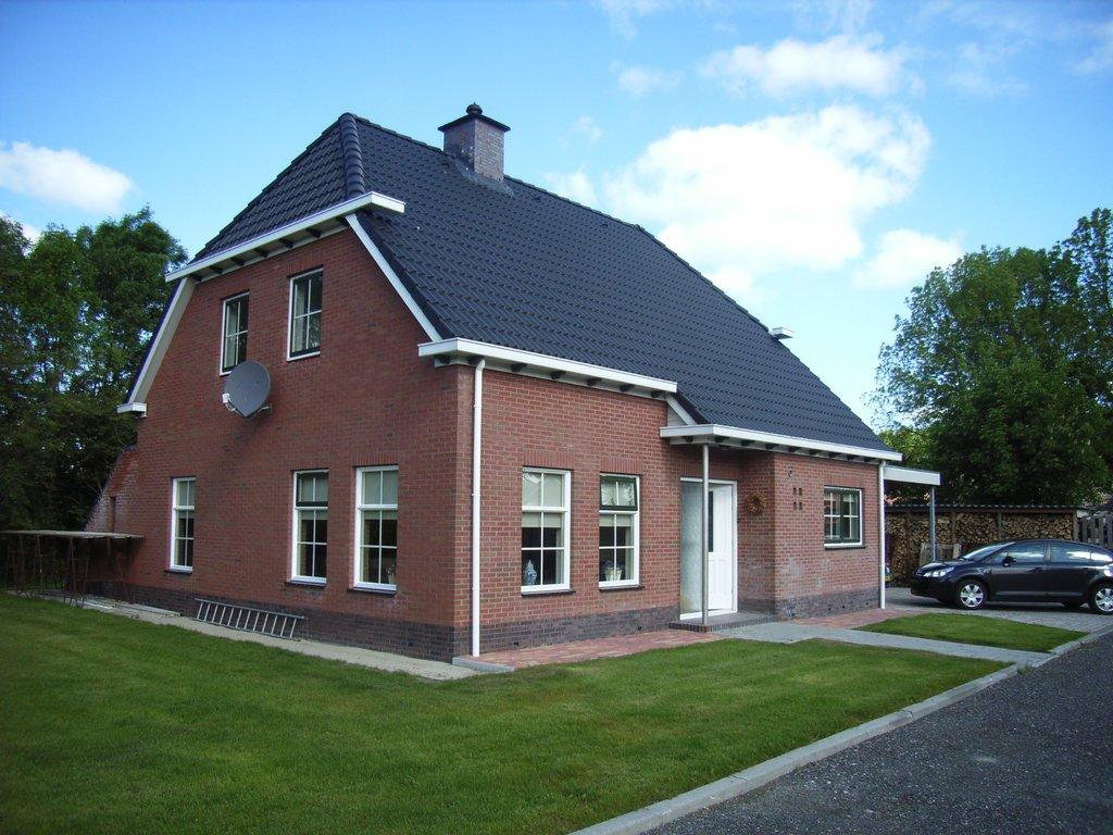 Kerkwijk 43 A in Nieuw Scheemda 9943 PG: Woonhuis. - Huize Muller ...