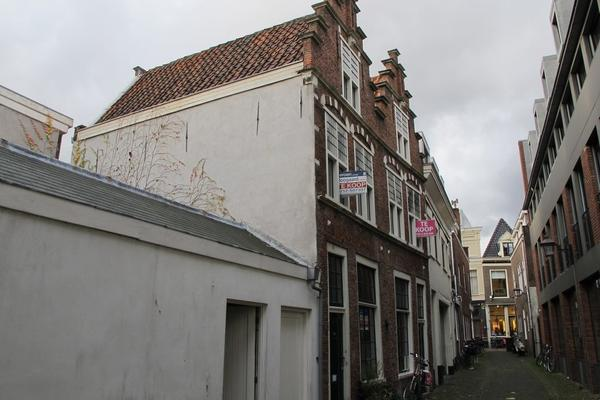 Berkenrodesteeg 6 in Haarlem 2011 DA