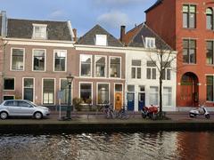 Apothekersdijk 31 in Leiden 2312 DD