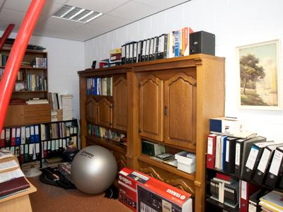 Opslagruimte bij kantoorgedeelte 2