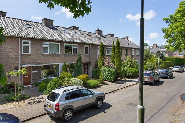 Eggestraat 8 in Nieuw-Vennep 2151 BR