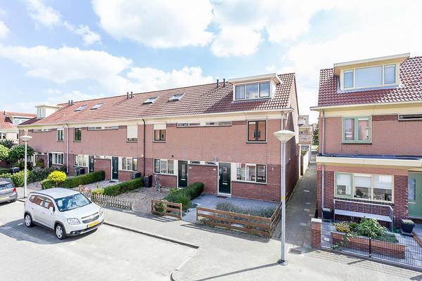 Rossinilaan 13 in Nieuw-Vennep 2151 GX