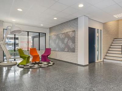 Palladiostraat 1 - 41 in Rotterdam 3066 AH