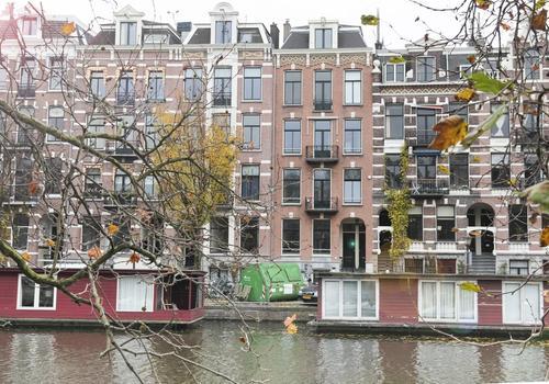 Leidsekade 64 H in Amsterdam 1016 CZ