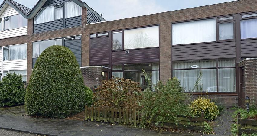 Boerhaavestraat 11 in Reeuwijk 2811 TC