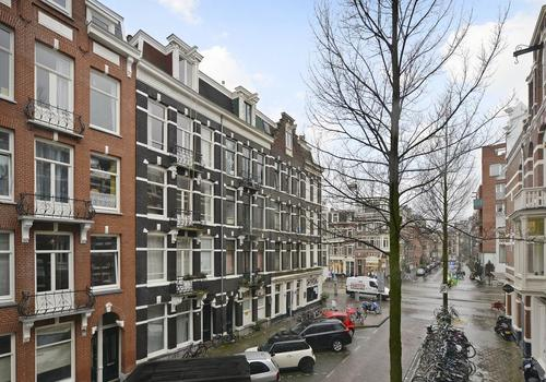 Tweede Helmersstraat 97 Ii in Amsterdam 1054 CE