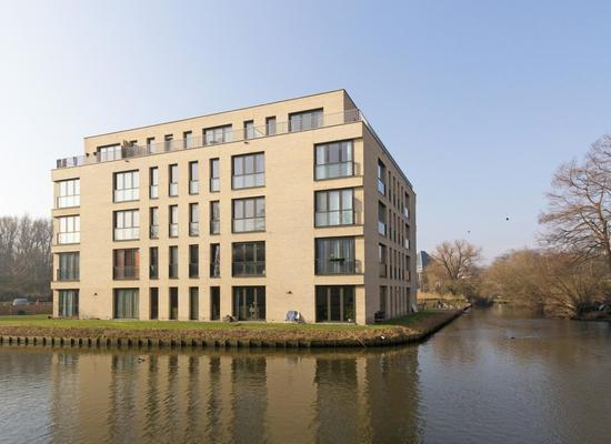 Charlotte De Bourbonstraat 3 in Delft 2628 BN