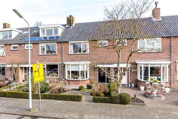 Eggestraat 5 in Nieuw-Vennep 2151 BP