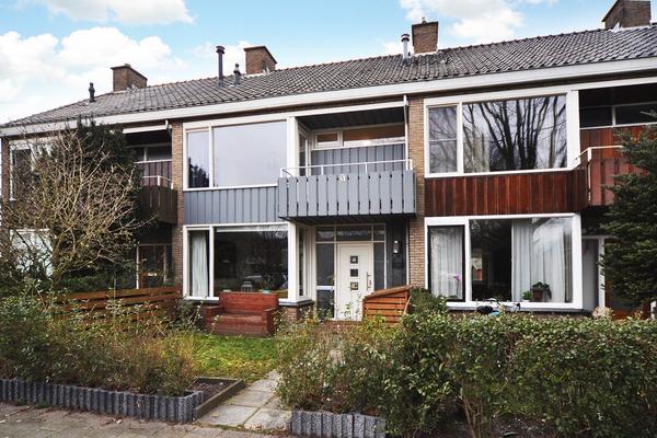 Dr. Alphons Diepenbrockstraat 41 in Nootdorp 2631 BH