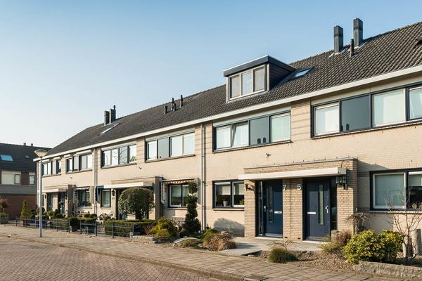 Mazurkastraat 7 in Barendrecht 2992 GP