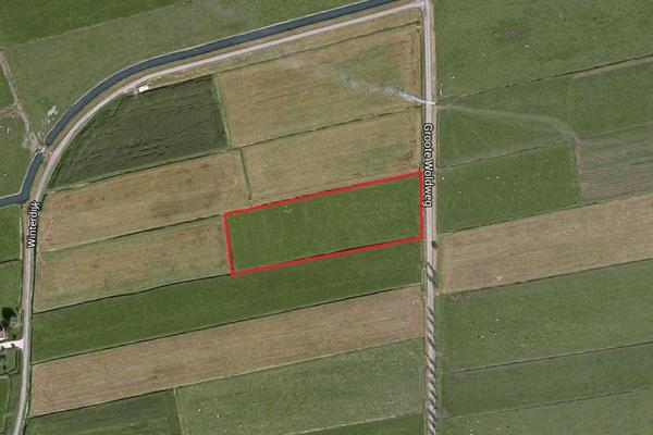 Groote Woldweg in Oosterwolde Gld 8097