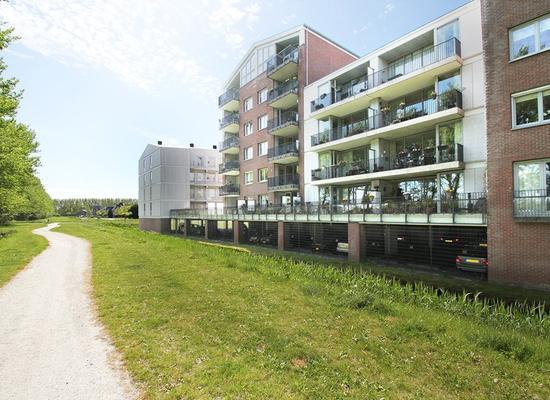 Vesting 12 in Vijfhuizen 2141 MD