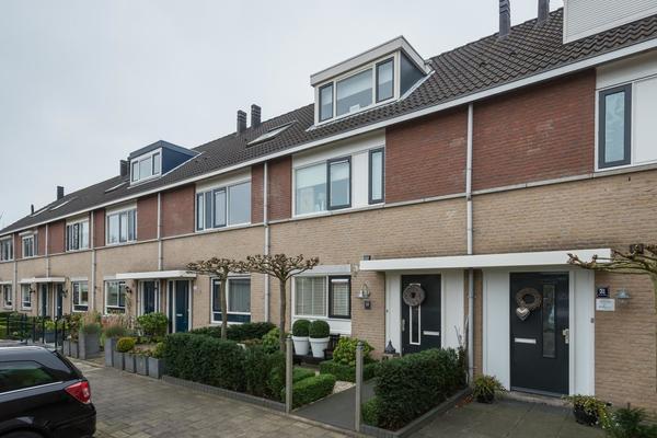 Van Hulststraat 33 in Barendrecht 2992 KL
