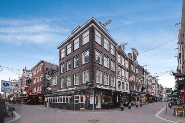 Leidsekruisstraat 32 -2 in Amsterdam 1017 RJ