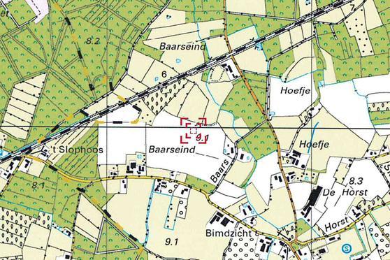 Baars in Sint-Oedenrode 5491 XS