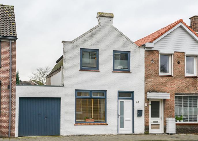 Kalsdonksestraat 99 in Roosendaal 4702 ZC