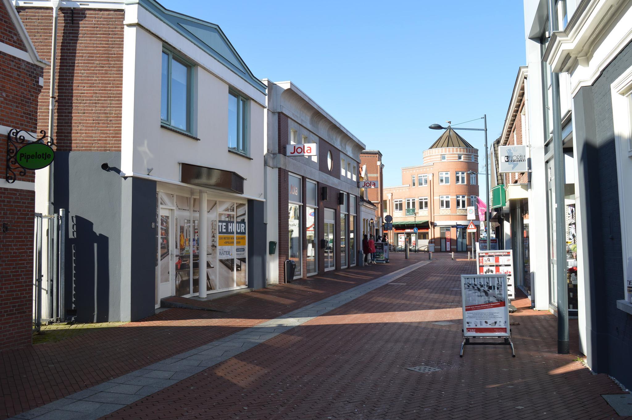 Nieuwstraat 7 In Oosterhout 4901 Jh Winkelruimte Te Huur Oosterhout