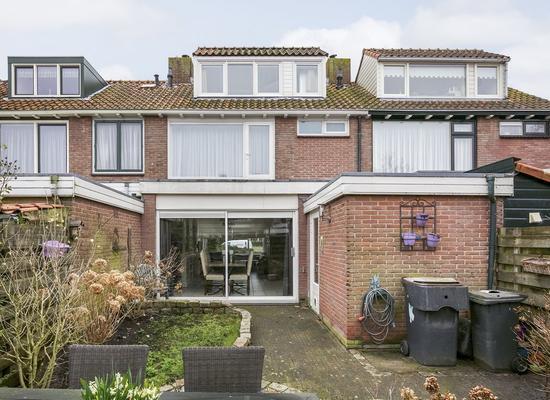 Berkmeerstraat 9 in Hoofddorp 2131 ZM