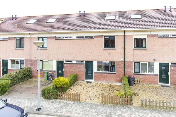 Rossinilaan 17 in Nieuw-Vennep 2151 GX
