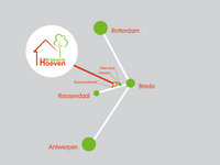 Bouwnummer 11 in Hoeven 4741 SH