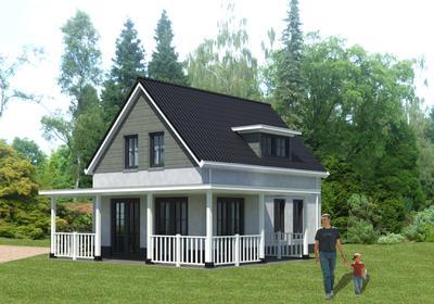 Bouwnummer in Hoeven 4741 SH