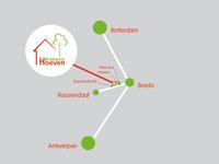 Bouwnummer 2 in Hoeven 4741 SH