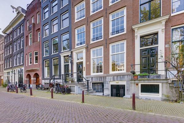 Prinsengracht 856 -A in Amsterdam 1017 JN