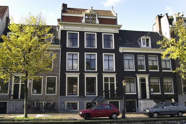 Reguliersgracht 114 /3 in Amsterdam 1017 LX