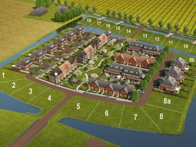 Fruittuinen, 11 Vrije Kavels in Andijk 1619 GC