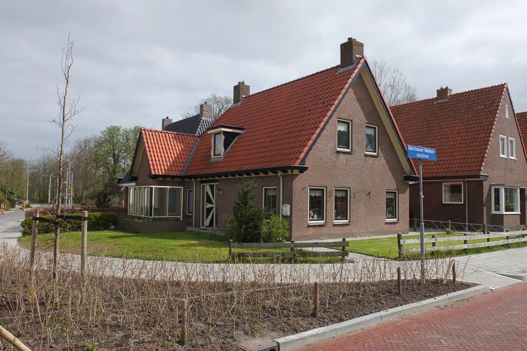 Balthasar Bekkerstrjitte 2 in Metslawier 9123 JW