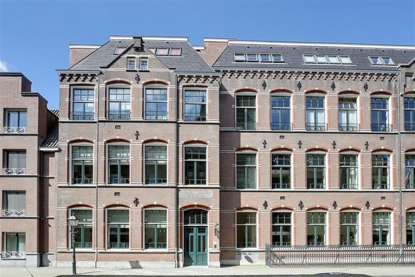 Luxe appartementen in een karakteristieke complex