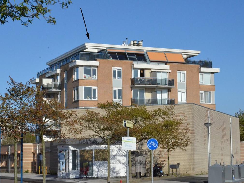 Botterweg 71 in diemen 1113 hr: appartement. avt makelaars